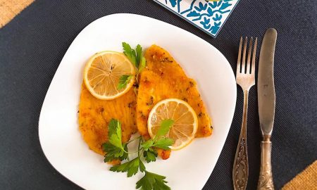 Breaded Chicken Cutlets - Recipe