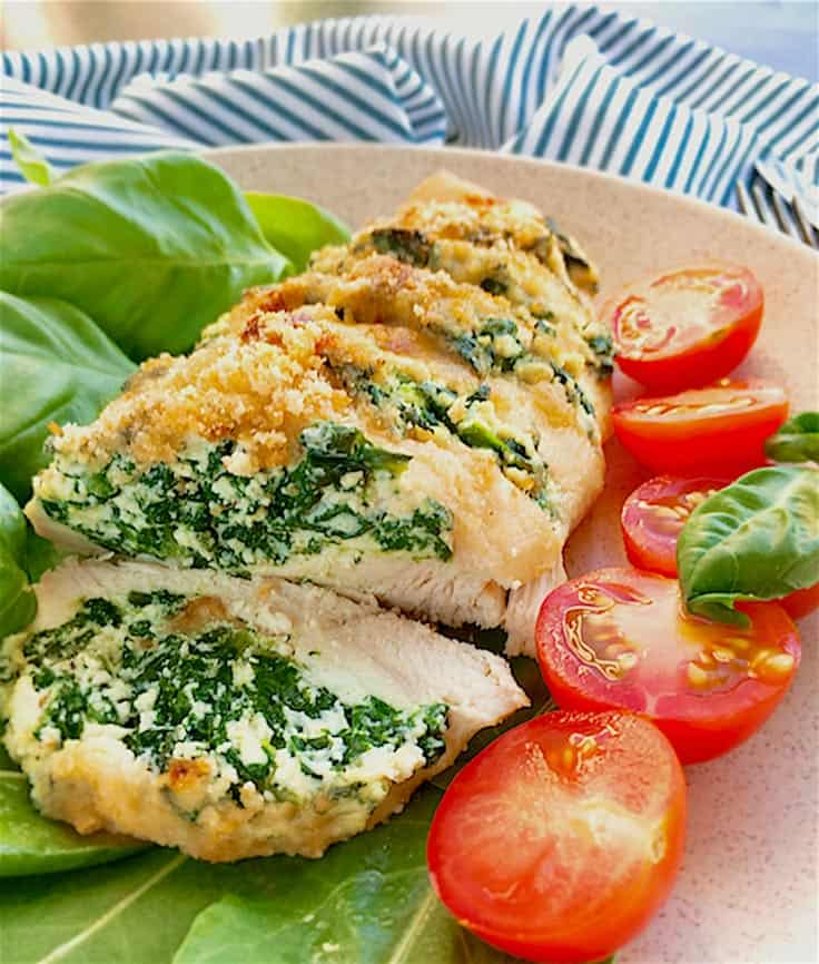 JUICY and TENDER Hasselback Chicken Breast