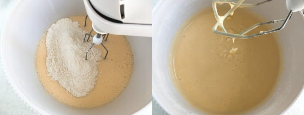 Ricotta Cake With Marble Cake Mix