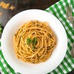 Spaghetti alla Bottarga Recipe - Luxury Sardinian Pasta that is a must try!!