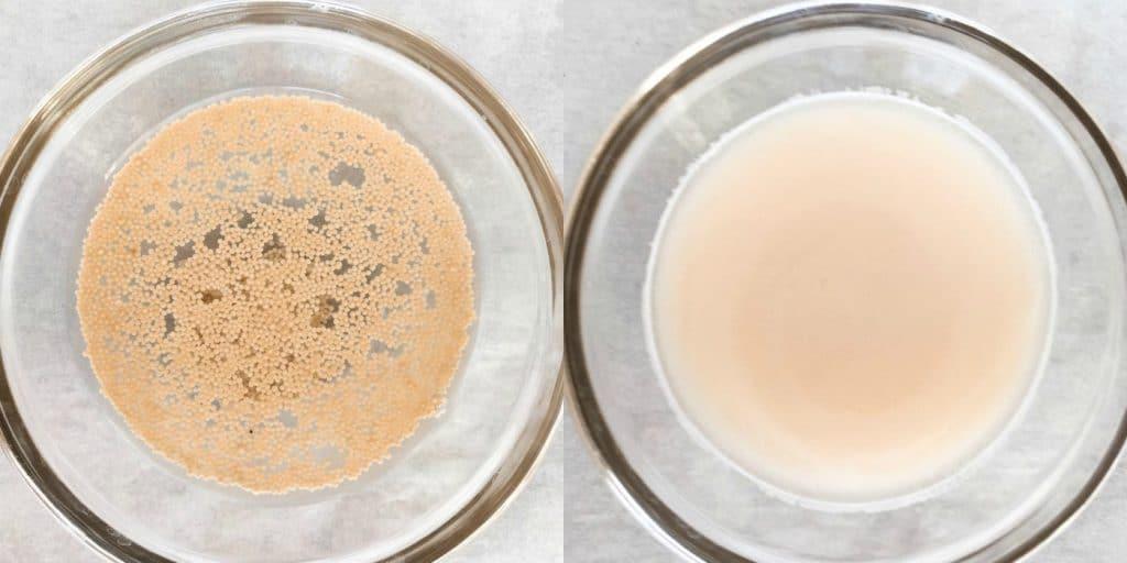 Ciabatta Bread Recipe - Step1