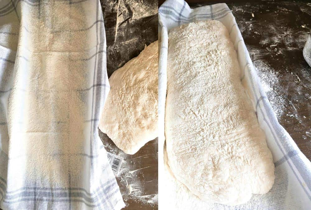 Ciabatta Bread Recipe - Step8