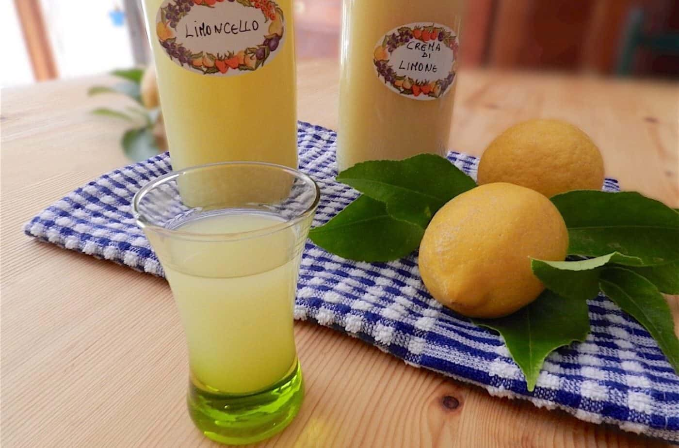 Homemade Limoncello In 3 Simple Steps Italian Recipe Book