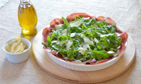 Lean Bresaola & Arugula Salad