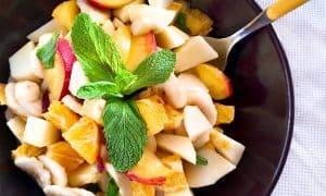 Italian Fruit Salad - Macedonia di Frutta