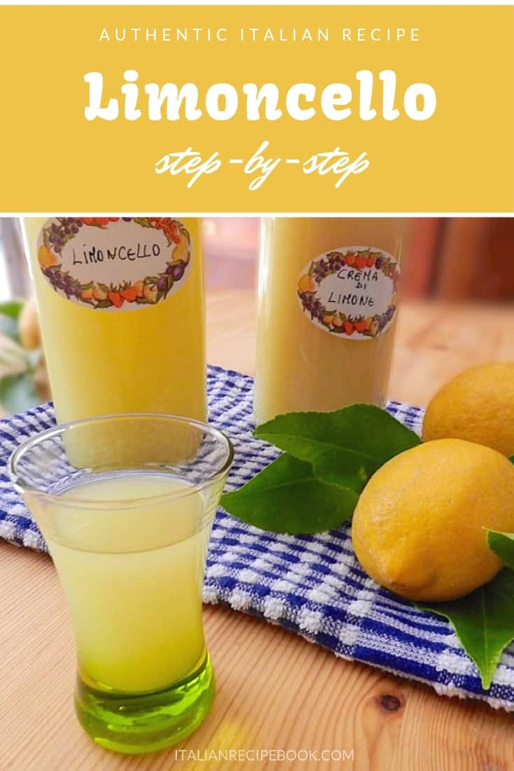 Authentic Italian Limoncello - Beyond Perfection!