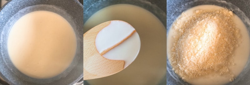 Parmesan Cream Sauce - Step4