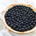 Blackberry Crostata Pie