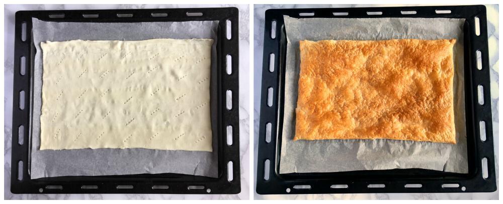 Millefoglie - Puff Pastry