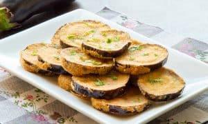Eggplant Steaks Recipe