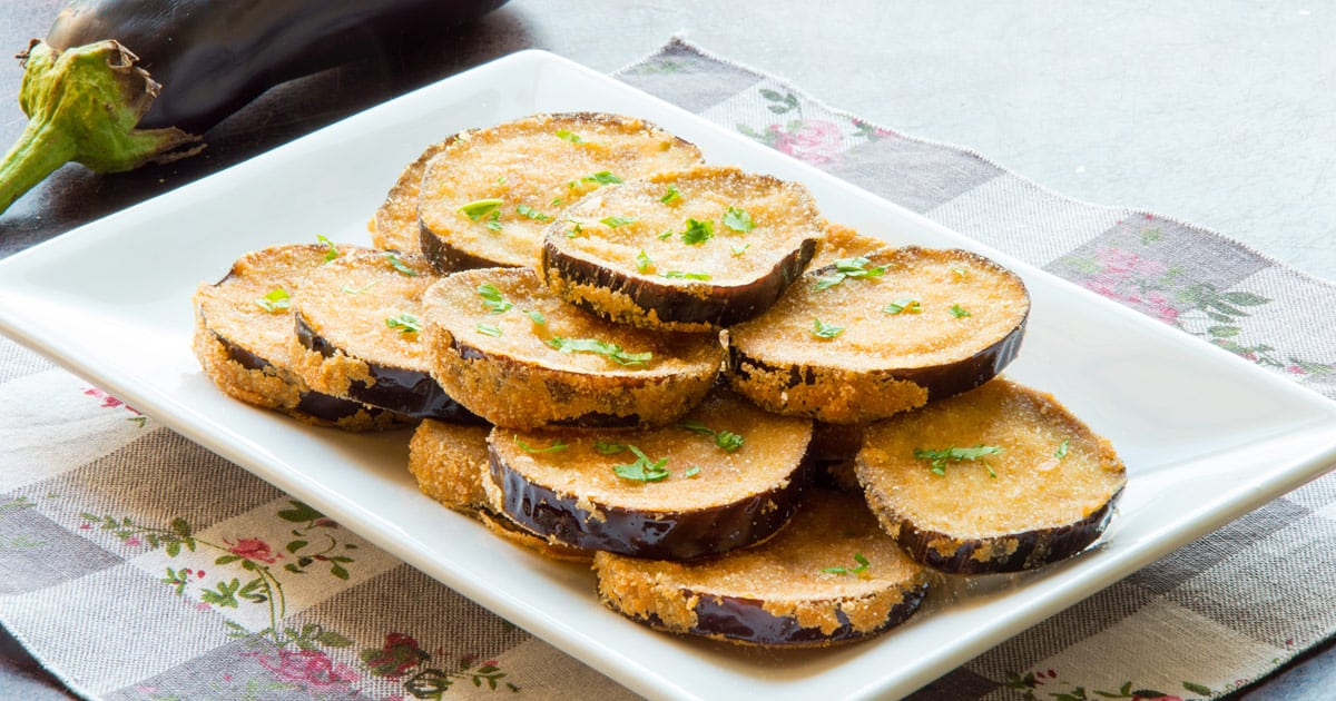 Eggplant Steaks Recipe