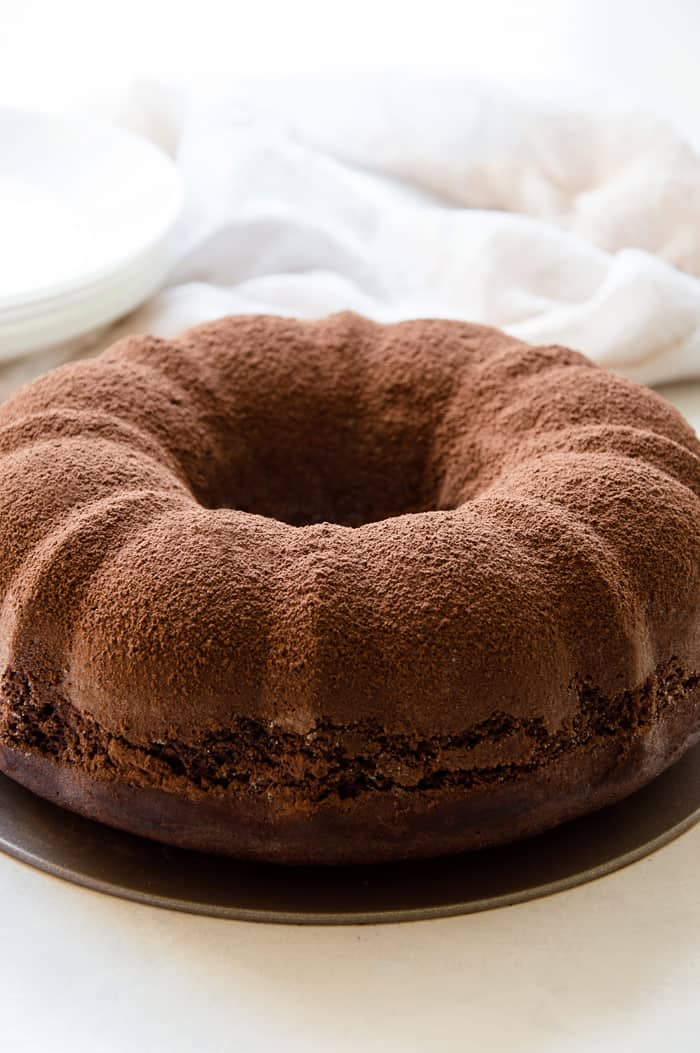 Delicious Chocolate Bundt Cake