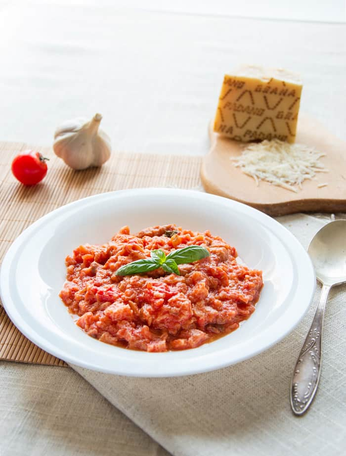 Traditional Tuscan Bread and Tomato Soup - Enjoy hot, room temperatur or chilled!