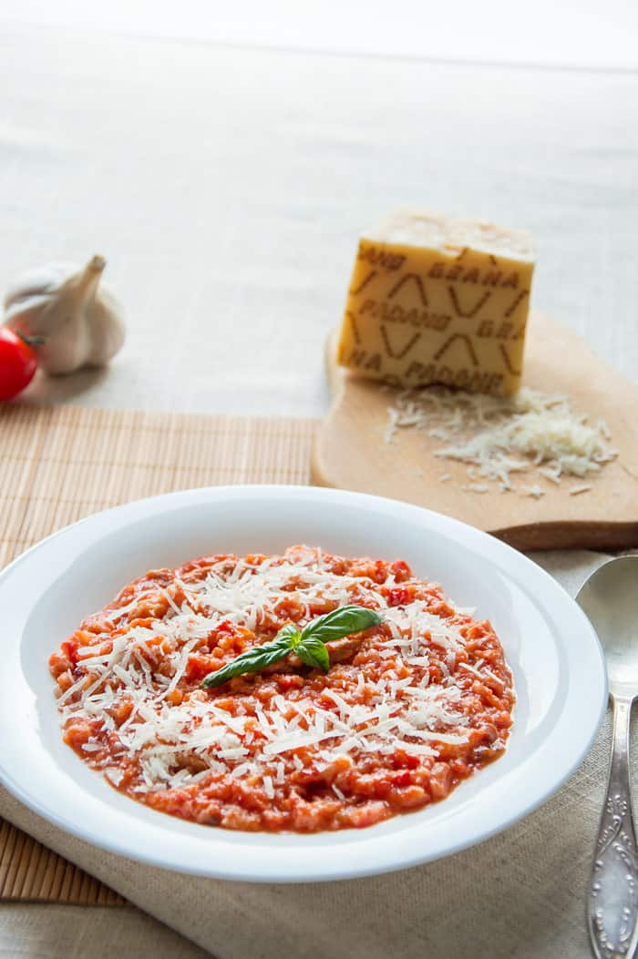 Tuscan Bread and Tomato Soup - Simple and Delicious!!
