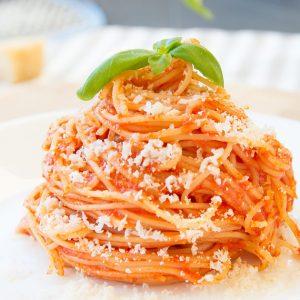 Capellini al Pomodoro