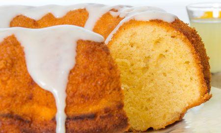 The Best Italian Limoncello Cake