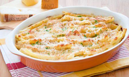 Five Cheese Ziti Al Forno
