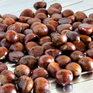 How To Make Delicious Boiled Chestnuts At Home