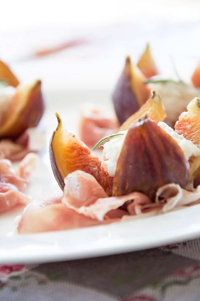 Fresh Fig Appetizer