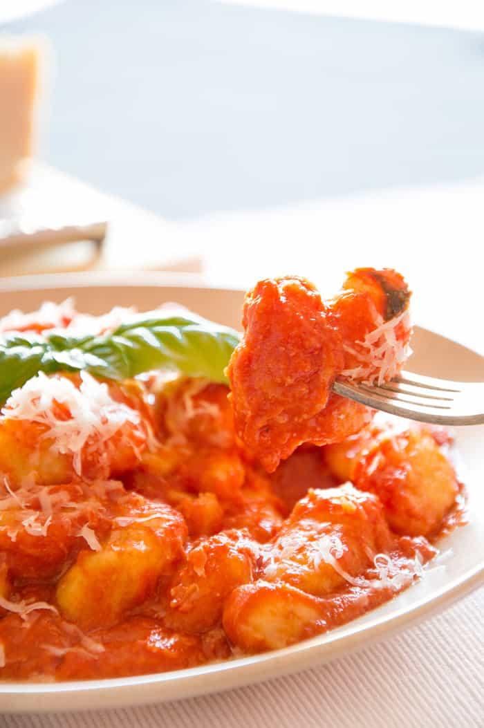 Fluffy and Creamy Gnocchi Alla Sorrentina Recipe