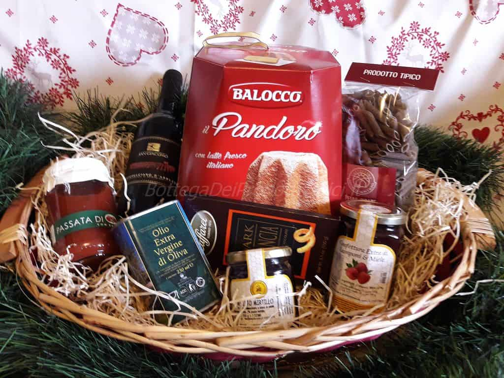 Photo of DIY Italian Gift Basket