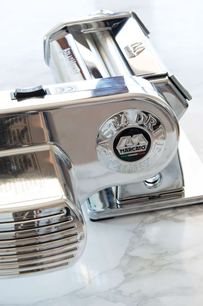 Why Atlas Marcato Pasta Machine?