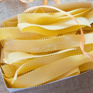 Homemade Egg Pappardelle {Step-By-Step Recipe}
