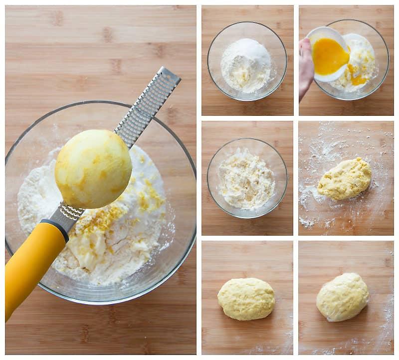 Pignolata Dough