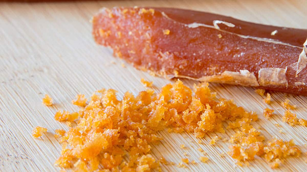 Bottarga - Salt Cured Fish Roe