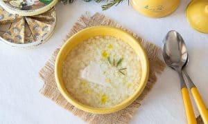 Pastina Soup {Italian Minestrina}