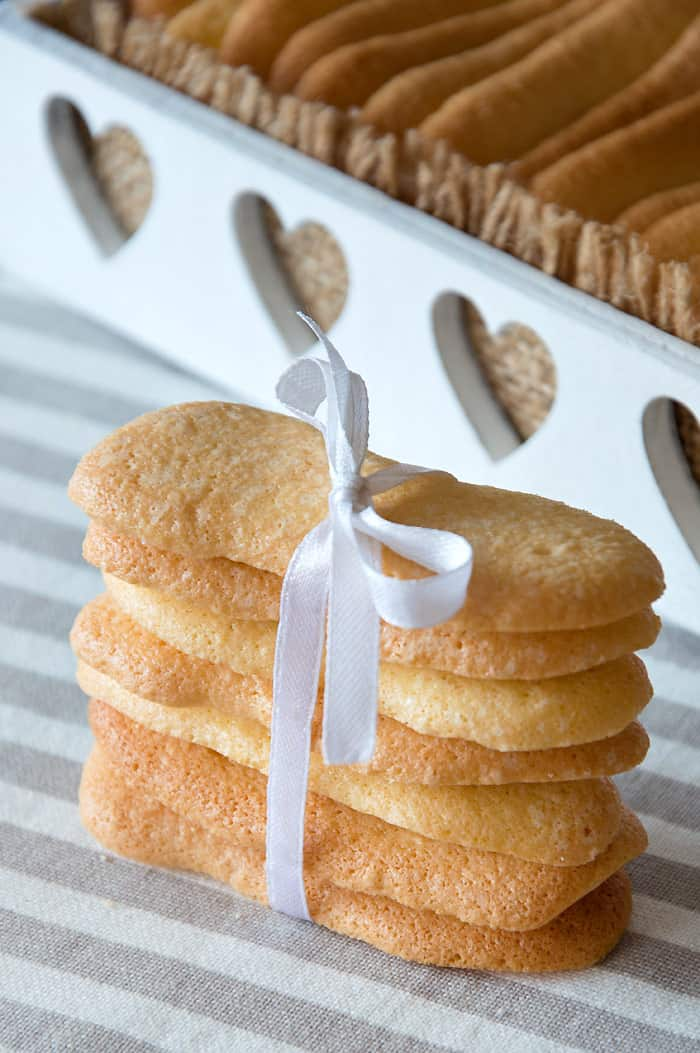 Lady Finger Cookies {Step by Step}