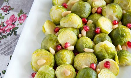 Pressure Cooker Brussel Sprouts - Easy Peasy YUMMY Side!