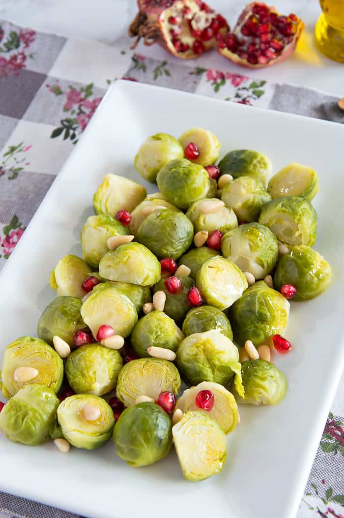 5 Minute Pressure Cooker Brussel Sprouts - Like You Never Tried Them Before!!