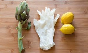 How To Trim, Clean & Cook Artichokes {Step By Step}