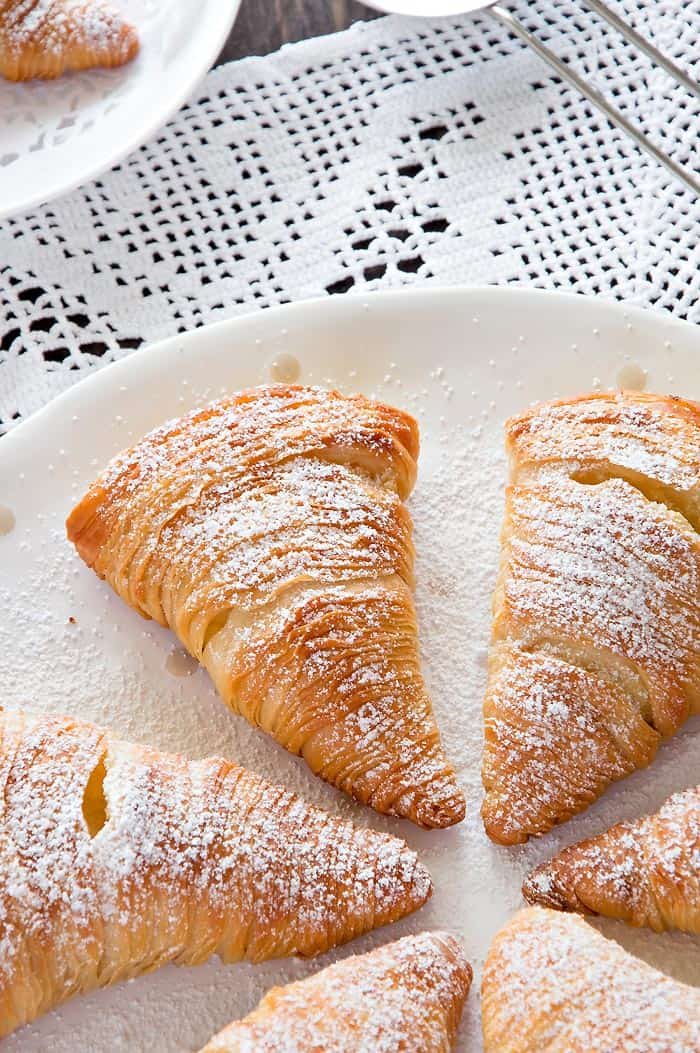 Sfogliatelle - Authentic Delicious Recipe {Step by Step}
