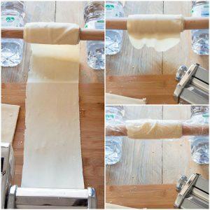 Sfogliatelle - Step 3