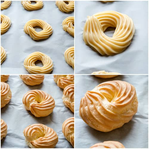 St. Joseph's Pastry (Zeppole)- Step 3