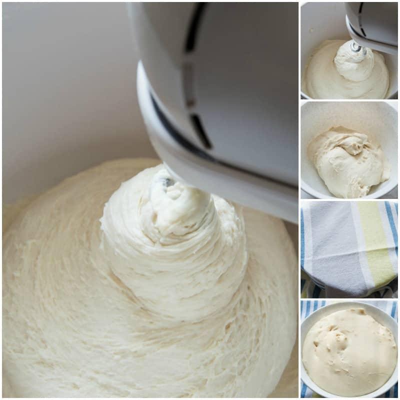 Traditional Focaccia Recipe - Step 2