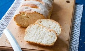 Tuscan Bread - Pane Toscano {Original Recipe}