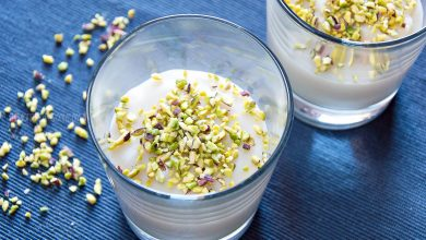 Photo of Sicilian Almond Milk Pudding {Biancomangiare}