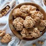 Bruttiboni {Italian Hazelnut Cookies}
