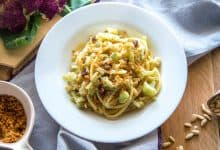 Pasta With Cauliflower Sicilian Styl