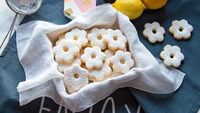 Photo of Canestrelli – Italian Egg Yolk Cookies