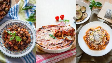 Photo of The Best Italian Recipes With Eggplant