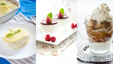 Photo of The Best Italian No Bake Desserts