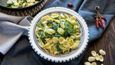 Photo of Orecchiette With Broccoli Rabe