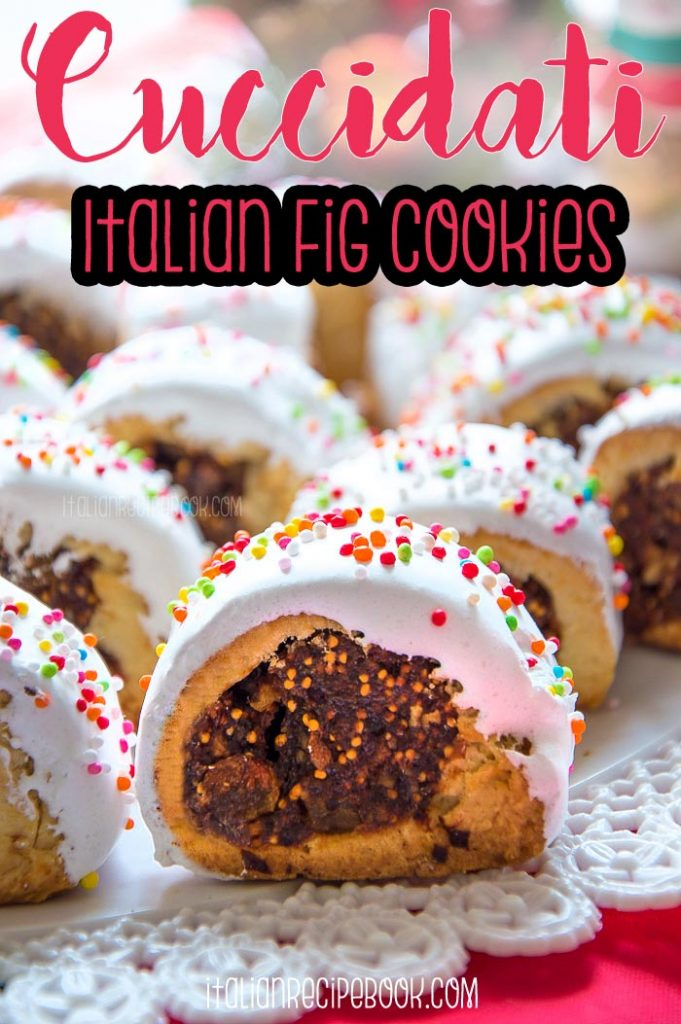 Cuccidati Cookies - Italian Fig Cookies