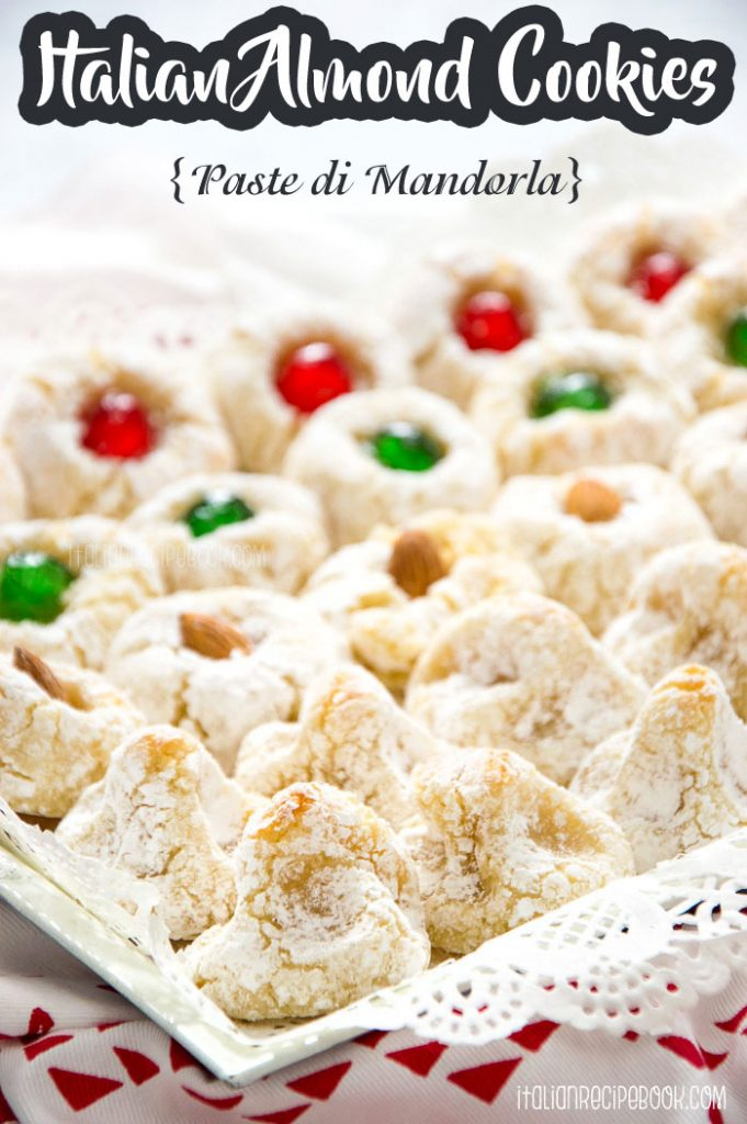 Italian Almond Cookies - quick and easy