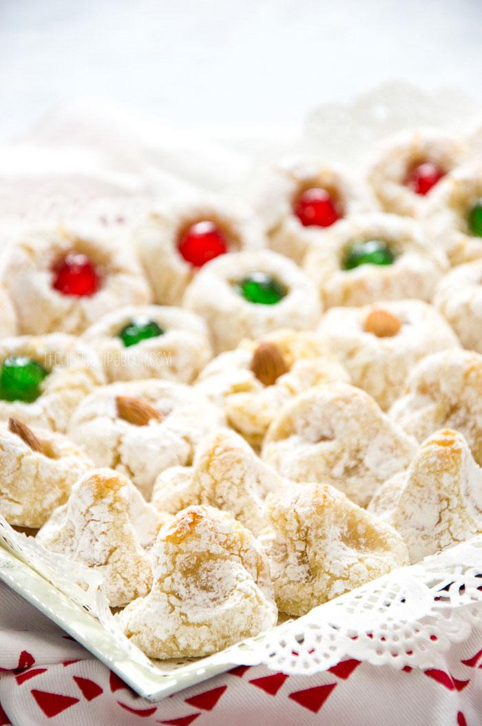 Italian Almond Cookies {Paste Di Mandorla}
