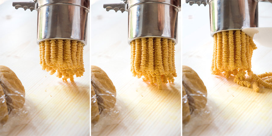 How To Make Passatelli - Step 5